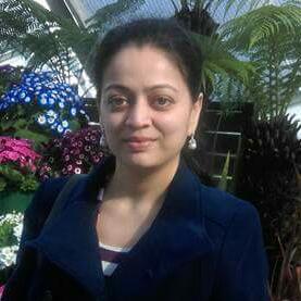 Dr. Sahar Beg