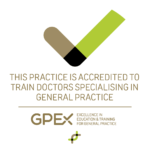 gpex-practice-accreditation-sticker